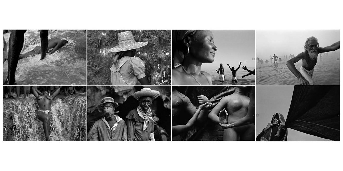 """Fotos do Christian Cravo, das séries """"No Jardim do Éden"""" e """"Águas da Esperança"""". Peguei no site dele: www.christiancravo.com"""